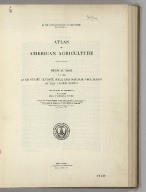 Atlas of American Agriculture.