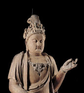 Standing Bodhisattva