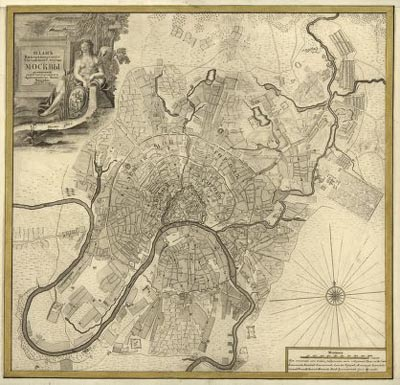 Moscow, 1745