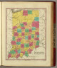 Indiana. Published by A. Finley Philada. Young & Delleker Sc.