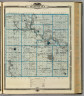 Map of Marshall County, State of Iowa. (Published by the Andreas Atlas Co., Lakeside Building, Chicago, Ills. Engraved & printed by Chas. Shober & Co., Props. of Chicago Lithographing Co.)