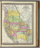 A new map of the state of California, the territories of Oregon, Washington, Utah and New Mexico. Published by Thomas, Cowperthwait & Co., no. 253 Market Street, Philadelphia. Entered according to Act of Congress in the year 1853 by Thomas, Cowperthwait & Co. in the ... District Court of the eastern district of Pennsylvania. (1854)