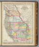 A new map of the state of California, the territories of Oregon, Washington, Utah and New Mexico. Published by Charles Desilver, no. 251 Market Street, Philadelphia. Entered according to Act of Congress in the year 1856 by Charles Desilver in the ... District Court of the eastern district of Pennsylvania. (1858)