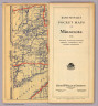 (Title Page to) Rand McNally auto road map Minnesota ... Copyright 1932 by Rand McNally & Co. Chicago, Ill. Made In U.S.A.