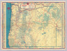 1935 road map Western United States prepared exclusively for Standard Oil Company of California ... (with 5 inset maps).