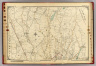 Double Page 7. (Atlas of the rural country district north of New York City embracing the entire Westchester County, New York, also a portion of Connecticut ... Published by E. Belcher Hyde, 1908)