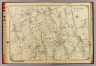 Double Page 11. (Atlas of the rural country district north of New York City embracing the entire Westchester County, New York, also a portion of Connecticut ... Published by E. Belcher Hyde, 1908)