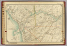 Double Page 12. (Atlas of the rural country district north of New York City embracing the entire Westchester County, New York, also a portion of Connecticut ... Published by E. Belcher Hyde, 1908)