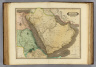 Arabia with the adjacent countries of Egypt & Nubia. Published by D. Lizars, Edinburgh. (1831?)