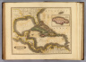 West India Islands and adjacent coasts of the United States, Mexico, Guatimala & Colombia. (with) Island of Jamaica. Published by D. Lizars, Edinburgh. (1831?)