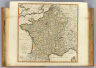 A new map of France, divided into one hundred & two departments to the Treaty of Peace in 1802. London, Published 1st July 1802 by Laurie & Whittle, No. 53, Fleet Street.