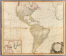 (Composite of) A new map of the whole continent of America, divided into north and south and West Indies. (South half). (with) The supplement to North America containing the countries adjoining to Baffins & Hudsons bays. Wherein are exactly described the United States of North America as well as the several European possessions according to the Preliminaries of Peace signed at Versailles Jan. 20, 1783. Compiled from Mr. d'Anville's maps of that continent, with the addition of the Spanish discoveries in 1775 to the north of California & corrected in the several parts belonging to Great Britain, from the original materials of Governor Pownall, MP. London, Publish'd by Laurie & Whittle, No. 53, Fleet Street, as the act directs 12th May, 1794.