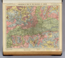 Orographical map of the environs of London. Letts's popular atlas. Letts, Son & Co. Limited, London. (1883)