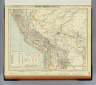 South America, Peru, &c. No. 3. Letts's popular atlas. Letts, Son & Co. Limited, London. (1883)