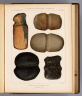 Implements of stone, ancient pueblos, New Mexico 1874. Sinclair & Son (lith.). U.S. Geographical Surveys West of the 100th Meridian. (1879)