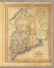 A new map of Maine. Published by S. Augustus Mitchell, N.E. corner of Market & 7th streets, Philada. 1846. Entered ... 1840 by H.S. Tanner ... Pennsylvania.