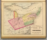 County of Gloucester, New Brunswick. (Drawn on the Rectangular polyconic projection. Drawn and published by Roe Brothers, (A.D. & W.B. Roe). Eng. by Worley & Bracher, Philada. Printed by F. Bourquin, Philada. 1878)