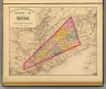 County of Kings, New Brunswick. (Drawn on the Rectangular polyconic projection. Drawn and published by Roe Brothers, (A.D. & W.B. Roe). Eng. by Worley & Bracher, Philada. Printed by F. Bourquin, Philada. 1878)