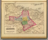 County of Colchester, Nova Scotia. (Drawn on the Rectangular polyconic projection. Drawn and published by Roe Brothers, (A.D. & W.B. Roe). Eng. by Worley & Bracher, Philada. Printed by F. Bourquin, Philada. 1878)