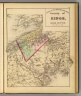 County of Kings, Nova Scotia. (Drawn on the Rectangular polyconic projection. Drawn and published by Roe Brothers, (A.D. & W.B. Roe). Eng. by Worley & Bracher, Philada. Printed by F. Bourquin, Philada. 1878)
