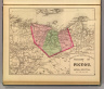 County of Pictou, Nova Scotia. (Drawn on the Rectangular polyconic projection. Drawn and published by Roe Brothers, (A.D. & W.B. Roe). Eng. by Worley & Bracher, Philada. Printed by F. Bourquin, Philada. 1878)