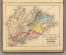 Counties of Cape Breton and Richmond, Nova Scotia. (Drawn on the Rectangular polyconic projection. Drawn and published by Roe Brothers, (A.D. & W.B. Roe). Eng. by Worley & Bracher, Philada. Printed by F. Bourquin, Philada. 1878)