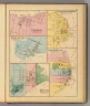 Charlottetown, Queens Co., P.E.I. City of Fredericton, York Co., N.B. Moncton, Westmorland Co., N.B. (with) Newcastle, Cumberland Co., N.B. (with) Chatham, Northumberland Co., N.B. (Drawn on the Rectangular polyconic projection. Drawn and published by Roe Brothers, (A.D. & W.B. Roe). Eng. by Worley & Bracher, Philada. Printed by F. Bourquin, Philada. 1878)