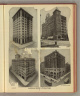 Architectural solidity in Portland, Oregon. The Wells-Fargo Building. The Marquam Building. The Dekum Building. The Chamber of Commerce Building. (Published by Ellis A. Davis. Berkeley, Cal. Seattle. 1909)