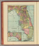 Florida. (Published by George F. Cram, Chicago, Ill. 1909)