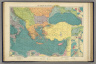 The Eastern Mediterranean. George Philip & Son, Ltd. The London Geographical Institute. (1922)