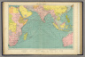 The Indian Ocean. George Philip & Son, Ltd. The London Geographical Institute. (1922)