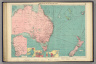 Australian and New Zealand ports. George Philip & Son, Ltd. The London Geographical Institute. (1922)