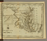 Maryland. (with) inset map of western portion.