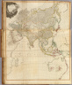 (Composite of) Asia and its islands according to d'Anville, divided into empires, kingdoms, states, regions, &c. &c. with the European possessions and settlements in the East Indies and an exact delineation of all the discoveries made in the eastern parts by the English under Captn. Cook, Vancouver & Peyrouse. London, Publish'd by Laurie & Whittle, No. 53, Fleet Street, Feby. 2d, 1799.