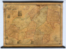 Map Of Morris County, New Jersey. From Original Surveys By J. Lightfoot And Saml. Geil. J.B. Shields, Publisher. Morristown. 1853. Entered ... 1853 by R.P. Smith ... Pennsylvania. (inset) Northern portion of Jefferson Township. (inset) Plan of Dover. Surveyed & drawn by S. Geil. (inset) Plan Of Morristown, Morris County, New Jersey.