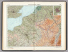 67-68. North-East France, Belgium, Luxemburg. The World Atlas.