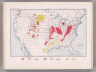 Coal Resources of the World. United States. Map No. 28. Coal Fields of the United States by Marius R. Campbell.