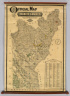Official Map Of Trinity County, California. Compiled From Government And Local Surveys By H.L. Lowden, Civil Engineers And Jno. F. Johnson, Topographical Engineer. 1894. Adopted Nov. 12th, 1894, By The Board Of Supervisors ... Litho. H.S. Crocker Co. S.F.