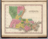 Louisiana. Young & Delleker Sc. Published by A. Finley Philada.