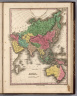 Asia. Young & Delleker Sc. Published by A. Finley Philada.