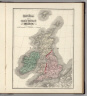 Gray's Atlas Map of Great Britain and Ireland.