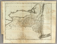 The State of New York Compiled from the best Authorities, By Samuel Lewis. 1795.