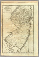 The State of New Jersey Compiled from the most Authentic Information. Compiled by Samuel Lewis. Engraved for Carey's American Edition of Guthries Geography improved. Engraved by W. Barker.