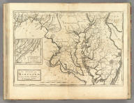 The State of Maryland, from the best Authorities by Samuel Lewis. W. Barker sculp. Engraved for Carey's American Edition of Guthrie's Geography improved.