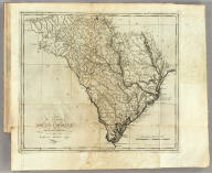 The State of South Carolina: from the best Authorities, By Samuel Lewis. 1795. W. Barker sculp. Engraved for Carey's American Edition of Guthrie's Geography improved.