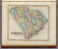 Sth. Carolina. B.T. Welch & Co. Sc. Drawn & Published by F. Lucas Jr. Baltimore.