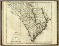 The State of South Carolina from the best Authorities. 1796. Tanner, Sc. Published by John Reid New York.