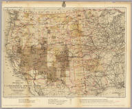1878 Progress Map Of The U.S. Geographical Surveys West Of The 100th Meridian. To accompany the annual report of 1st Lieut. George M. Wheeler Corps Of Engineers, U.S. Army, in charge. West Of The One Hundredth Meridian. Seasons of 1869, 1871, 1872, 1873, 1874, 1875, 1876 & 1877. 1st. Lieut. Geo. M. Wheeler. Corps Of Engineers, in charge. United States Geographical Surveys.