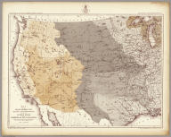 Map Of The Areas Of Drainage To The Atlantic And Pacific Oceans And Of The Interior Basins Of The Territory Of The United States West of the Mississippi River. Louis Nell del. West Of The One Hundredth Meridian. Seasons of 1869, 1871, 1872 and 1873. 1st Lieut. Geo. M. Wheeler, Corps of Engineers, in charge. Geographical & Geological Explorations & Surveys. War Department Corps Of Engineers. U.S. Army.