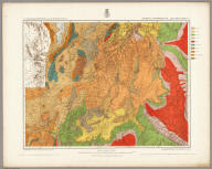 Southern And Southwestern Utah. Atlas Sheet Number 59. Weyss, Herman & Aguirre, Del's. Expeditions of 1872 & 1873 Under the Command of 1st. Lieut. Geo. M. Wheeler, Corps of Engineers, U.S. Army. Geological Assistants: G.K. Gilbert, A.R. Marvine, E.E. Howell. Explorations & Surveys West Of The One-Hundredth Meridian.